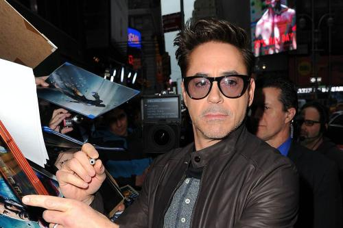 Robert Downey Jr Could Make Iron Man Return