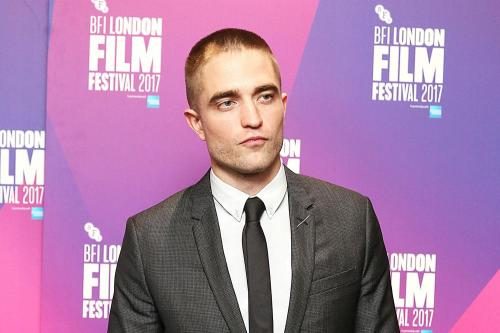 Robert Pattinson leaning on friend Katy Perry after his split