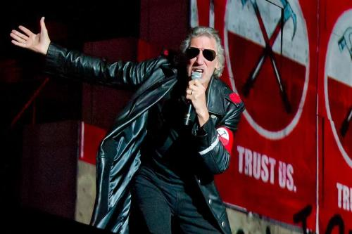 Roger Waters wants to headline Glastonbury without Pink Floyd