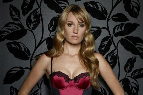 Ruby Stewart Is Unhappy About Her Ultimo Lingerie Campaign Making