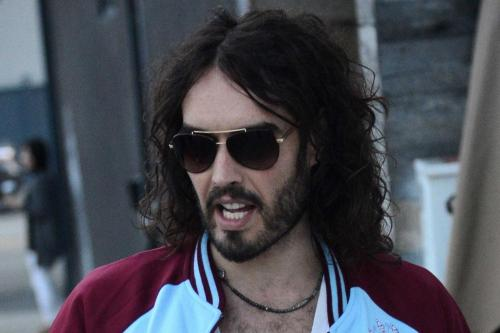 Russell Brand: 'I Never Cheated on Katy'