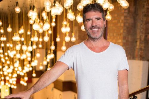 Simon Cowell puts together all star charity single