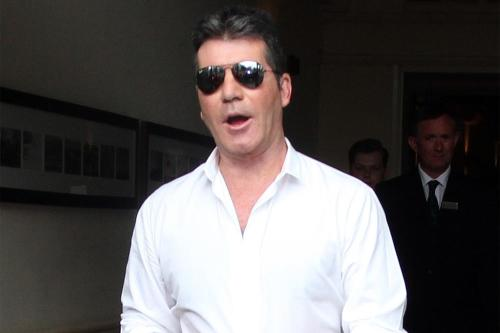 Simon Cowell Blames BBC Producers for Clash