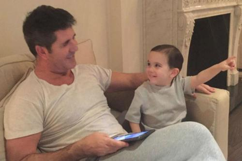 Simon Cowell would encourage Eric to leave school