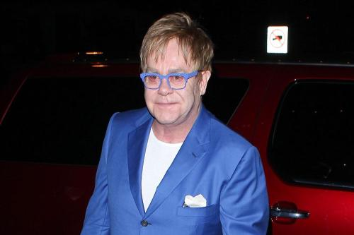 Sir Elton John and David Furnish to marry in May