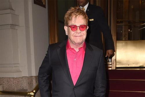 Elton John urged to 'slow down' by friends
