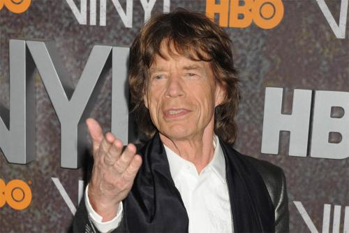 Sir Mick Jagger romancing a 22-year-old