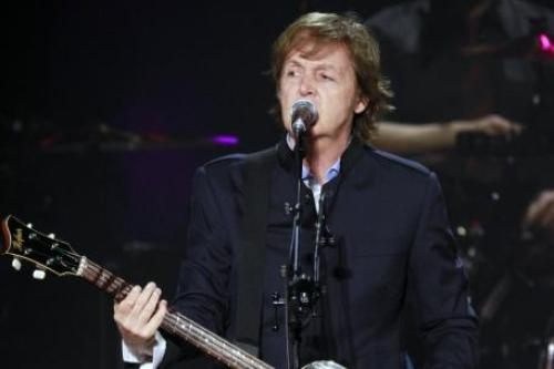 Paul McCartney Given All Olympic Tickets He Wanted