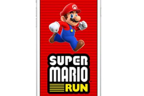 Super Mario Run is Apple's most popular free game