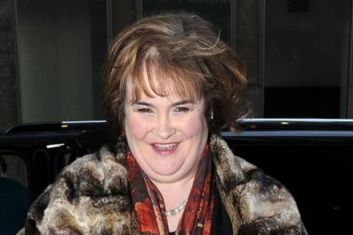 Susan Boyle I Would Have Married Piers Morgan