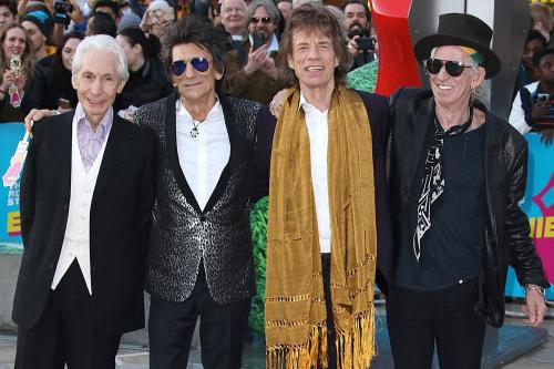 The Rolling Stones can't play UK due to 'lack of available venues'