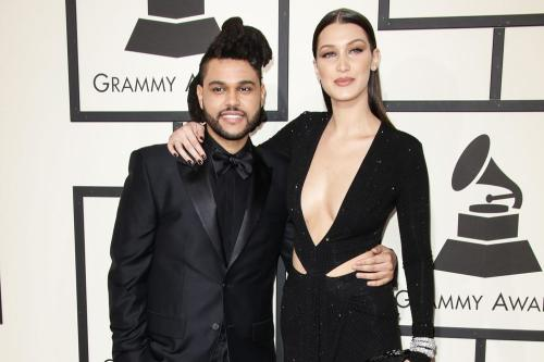 The Weeknd and Bella Hadid back together?