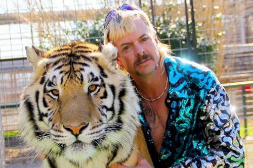 Tiger King star Joe Exotic didn`t sing on...