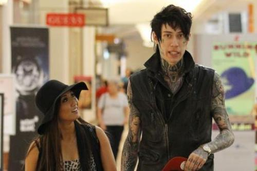 Brenda Song And Trace Cyrus Reunite?