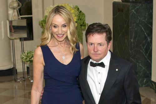 Michael J. Fox stopped drinking after being scared by wife's resignation