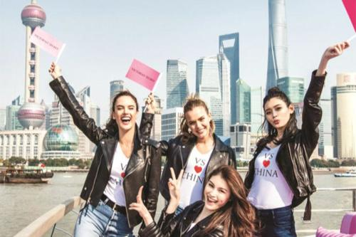 Victoria's Secret Fashion Show 2017 to take place in Shanghai