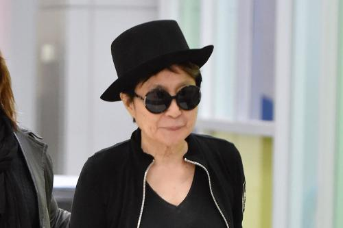 Yoko Ono to Receive In...
