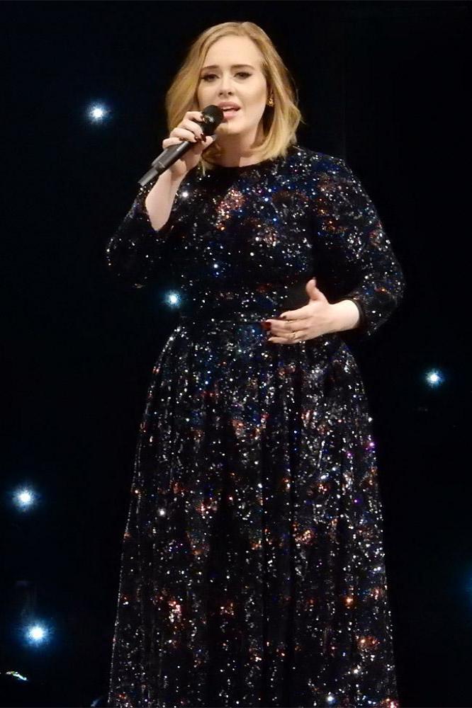 Adele reveals why she didn't make a 'Skyfall' video