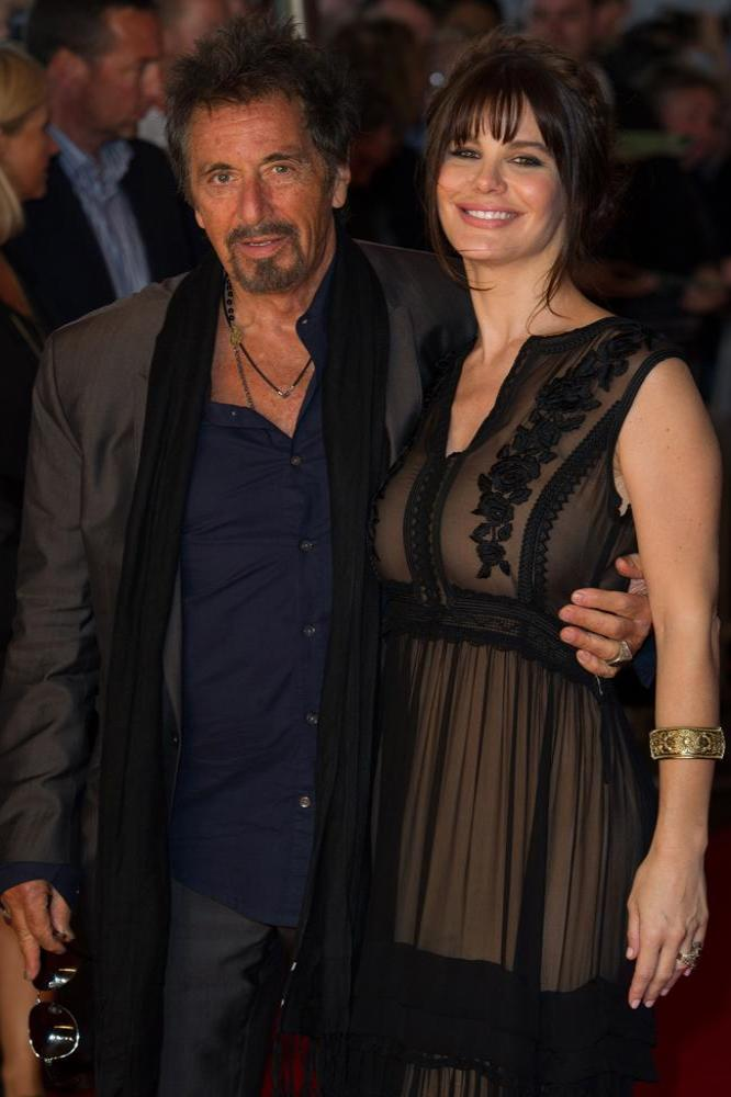 who is al pacino dating 2015 North american superstar al pacino has sent a motivational message to the players that make up argentinas national al pacino, in love with argentina 07/02/2015 0.