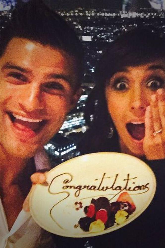 Janette Manrara And Aljaz Skorjanec To Chose Wedding Destination