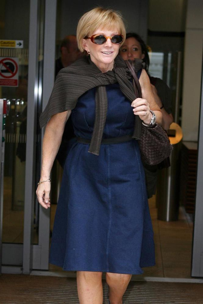 Anne Robinson Slams Ageism in Tv
