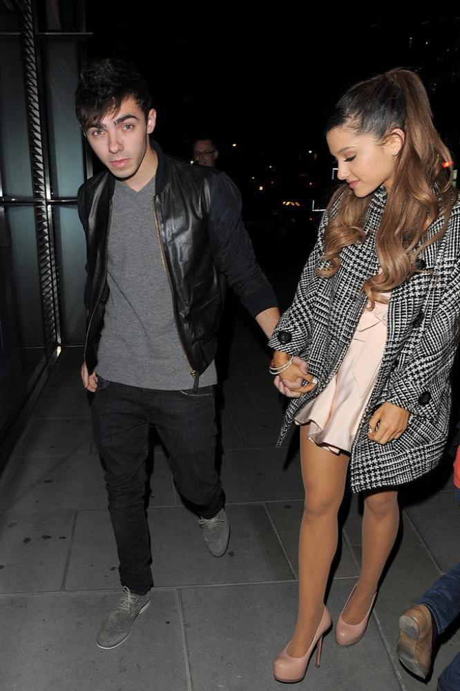 Ariana grande dating nathan sykes again Singles Dating-Dienste perth