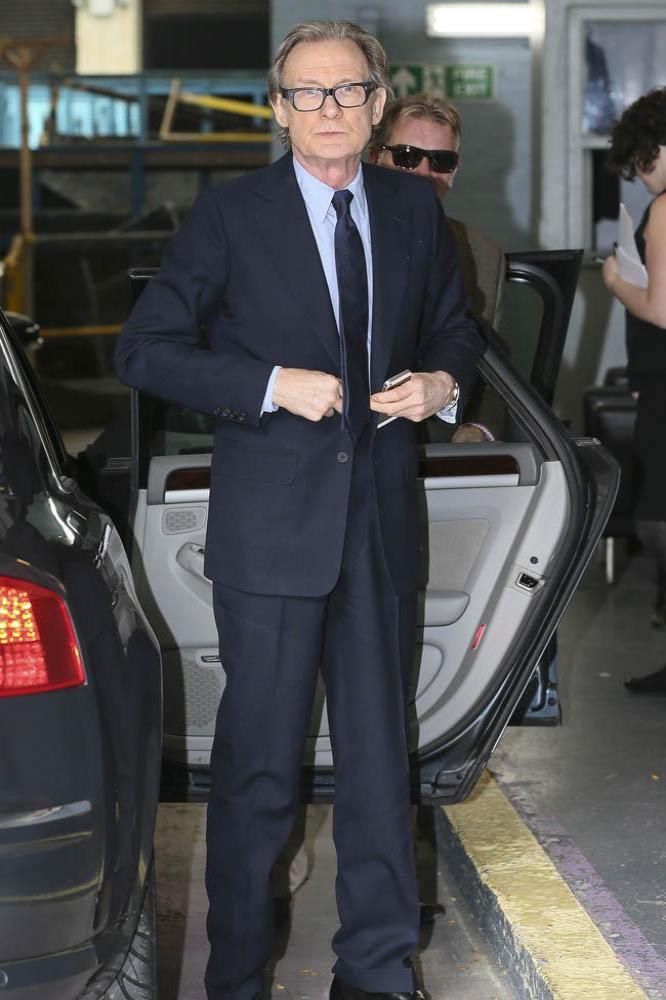 Bill Nighy's career fear - photo#24