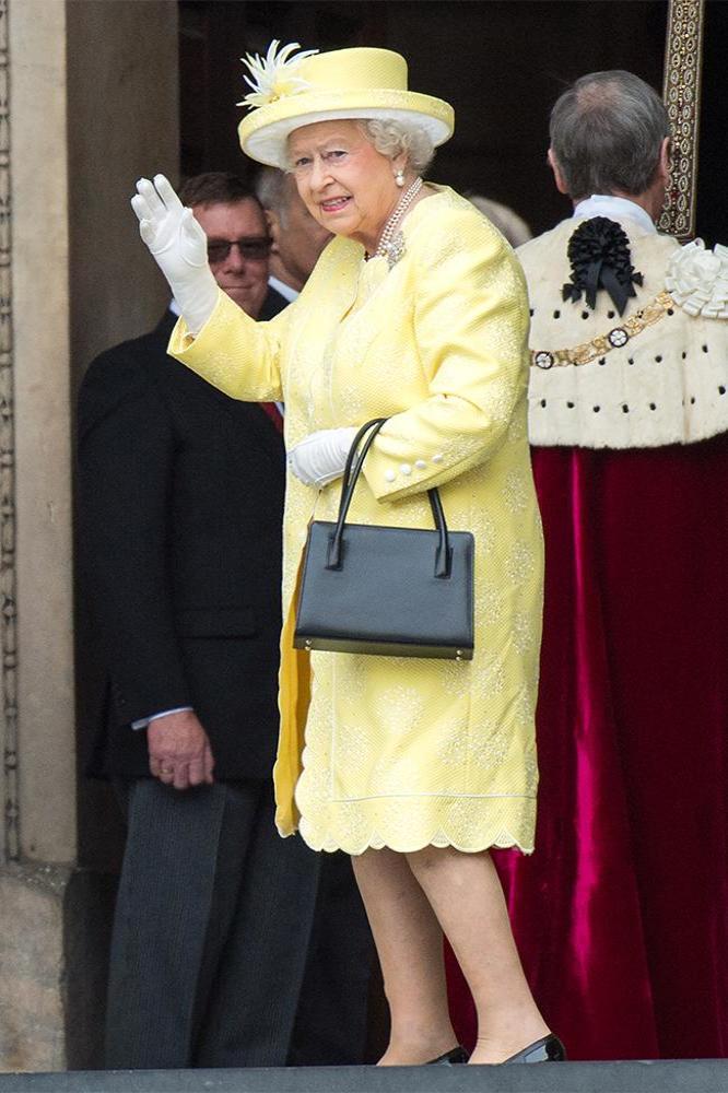 Queen Elizabeth Fast Erschossen