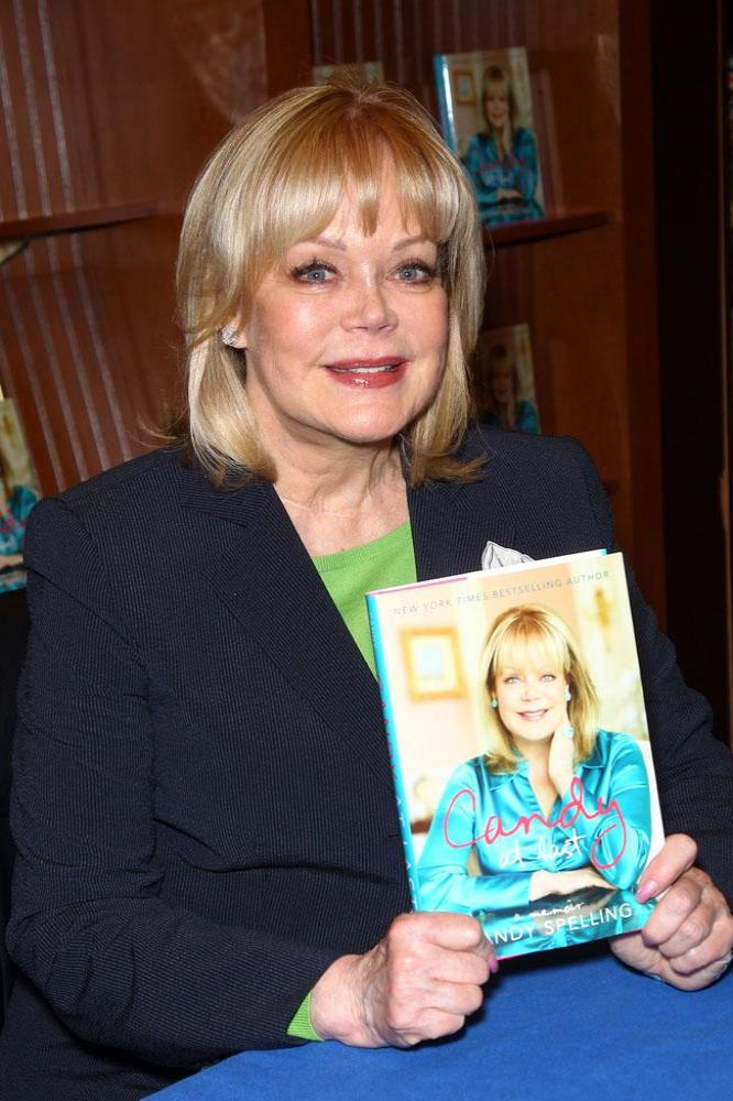 Candy Spelling Had to Dump 'Bionic' Lover