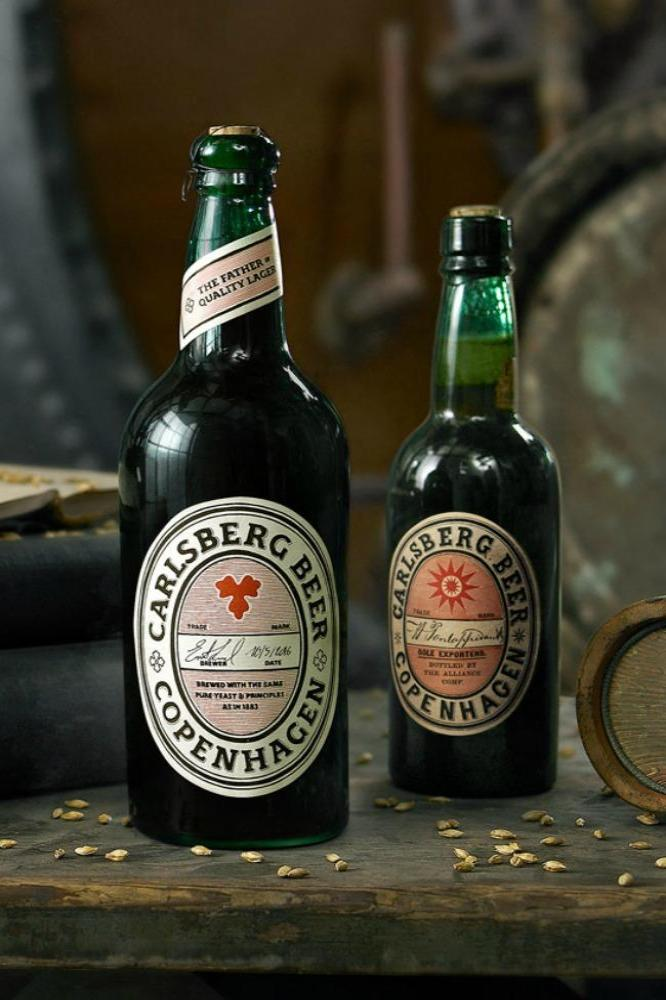 Carlsberg Research Laboratory recreates first lager
