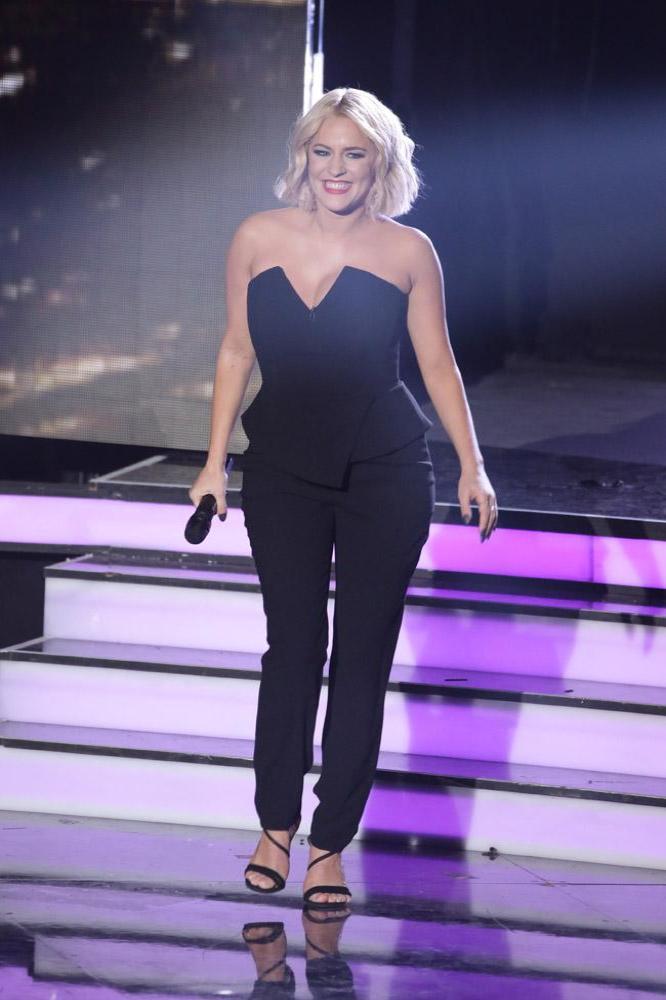 Caroline Flack S X Factor Tears