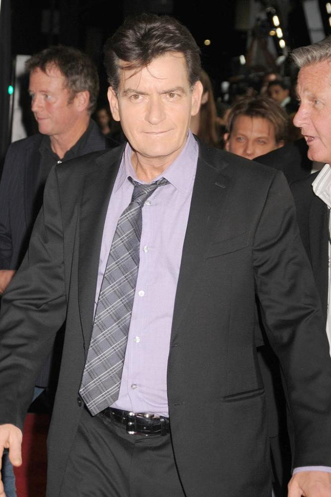 Charlie sheen dating history in Perth