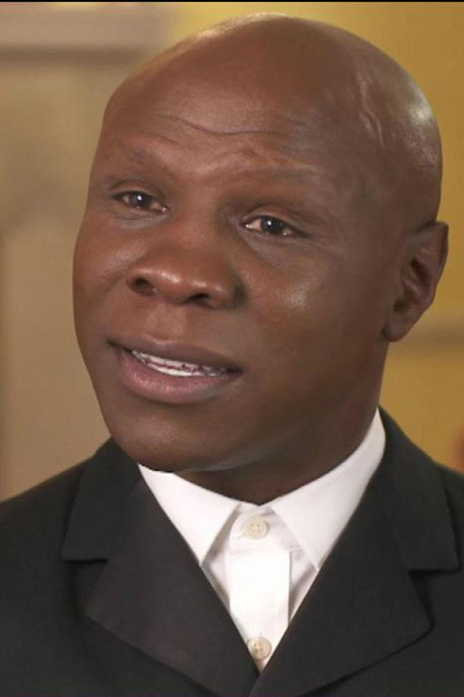 Chris Eubank 'shocked and stunned' by Lady Colin Campbell ...