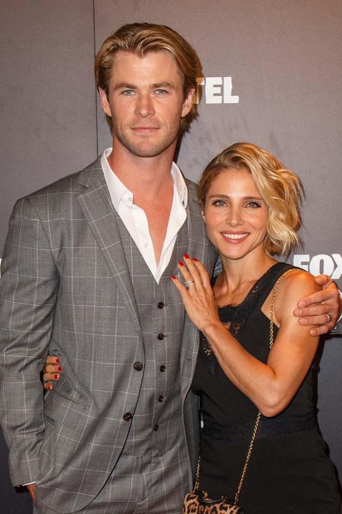 Chris Hemsworth Missed...