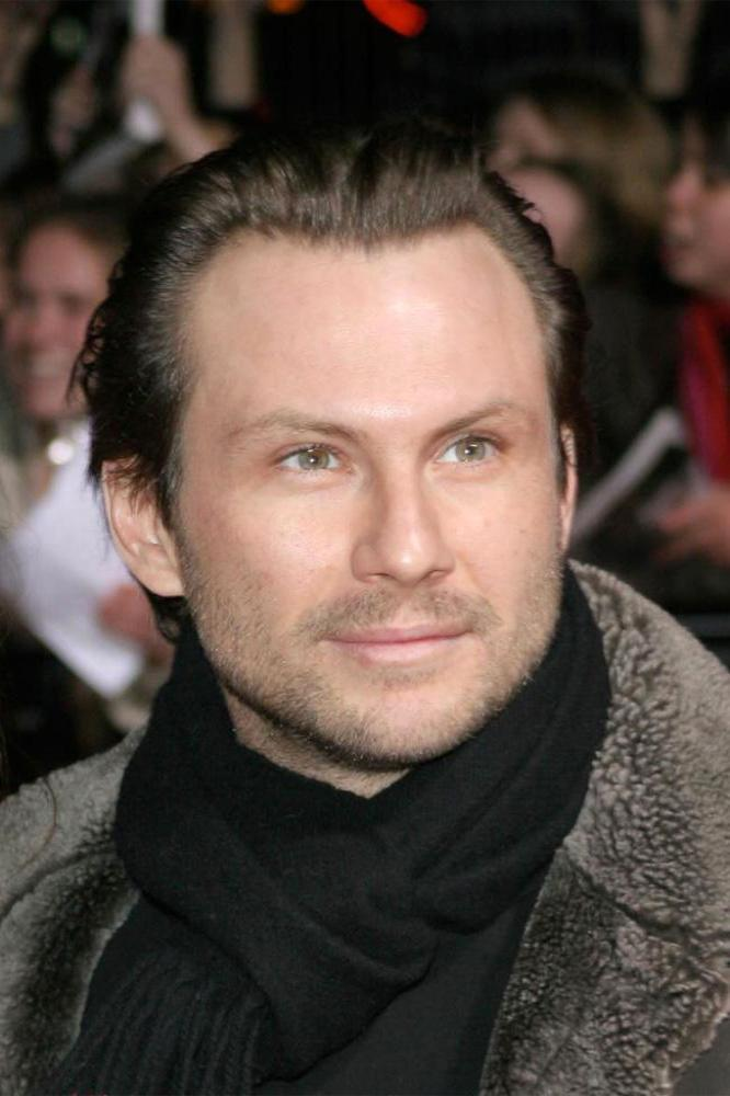 Christian Slater Is Engaged