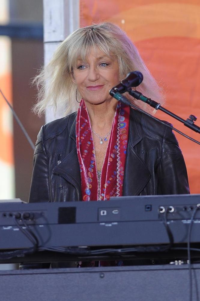 Fleetwood Mac Christine Mcvie Tour