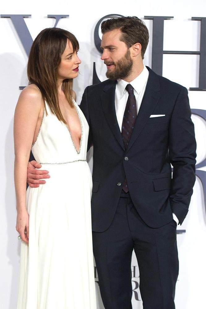 Fifty shades darker gets r rating