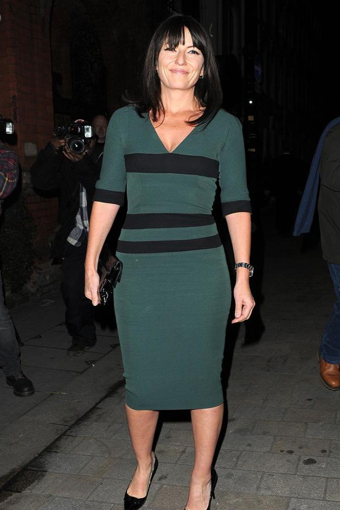Davina McCall and Jamie Oliver turned down GBBO