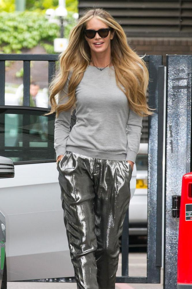 elle macpherson is too scared to cut her hair