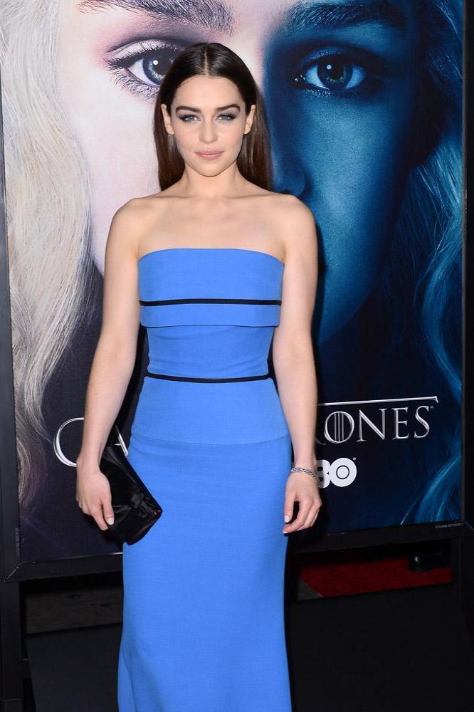 Emilia clarke an actress making waves - Sarah connor genisys actress ...