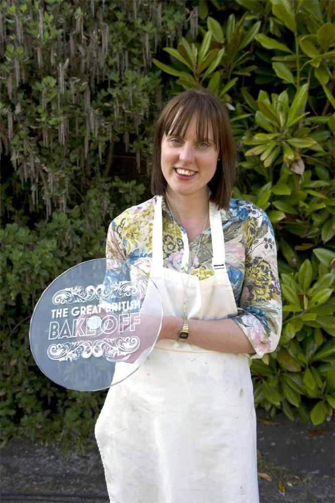 Frances Quinn Still Keeps In Touch With Bake Off Contenders