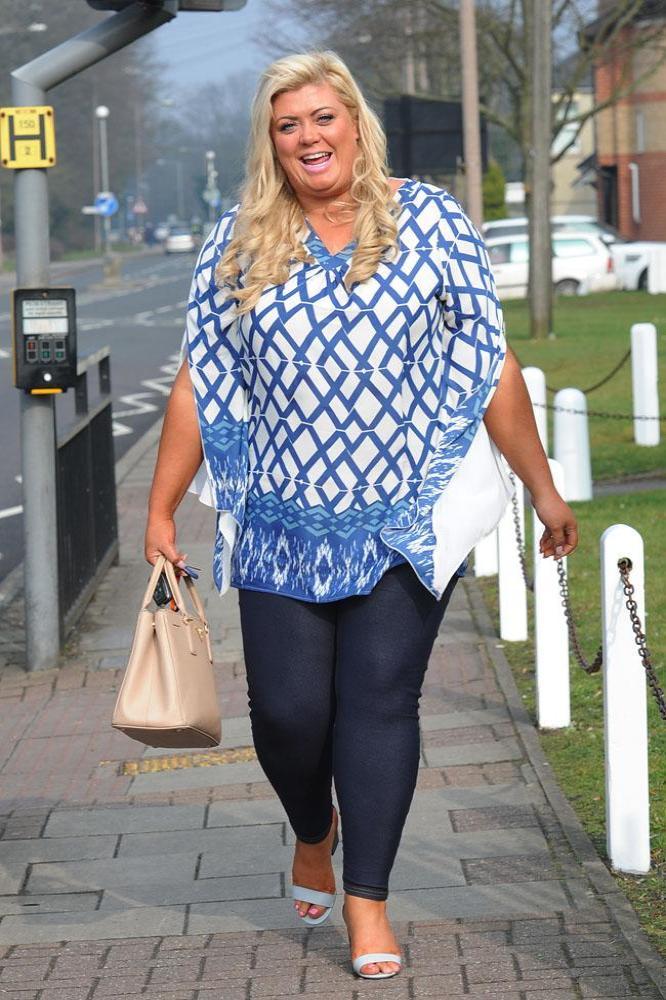Gemma Collins blames TOWIE for weight gain