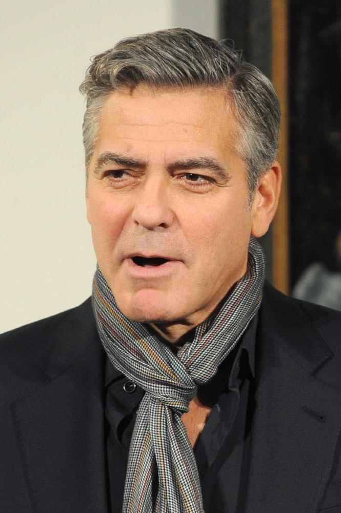 george clooney began dating amal George clooney proposed to wife amal clooney for 25 minutes before  the  pair began chatting about when clooney knew he met his match.
