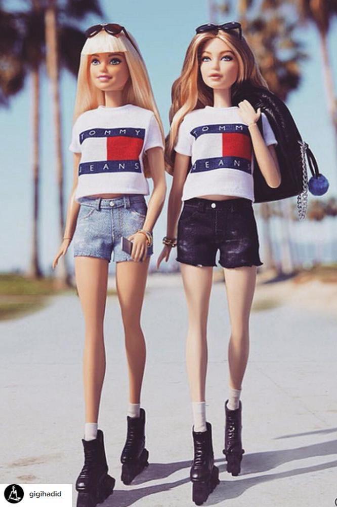 Image result for barbie instagram