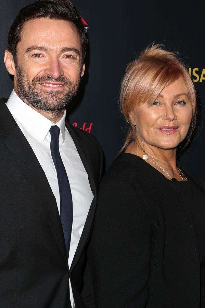 Hugh Jackman says his wife is happy he's quit his ...