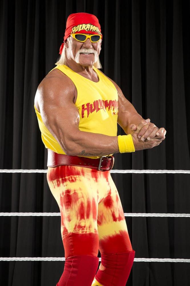 Hulk Hogan Uk Tour