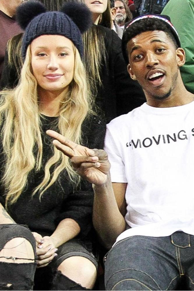 Lakers player dating iggy 6