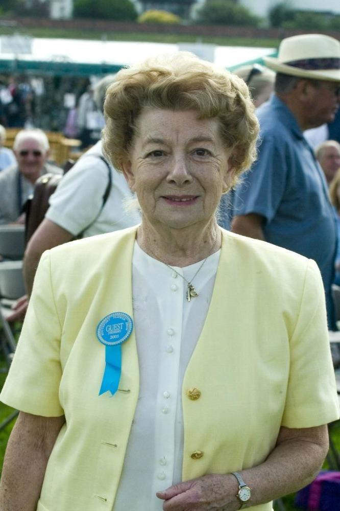 Jean Alexander pictured in 2005