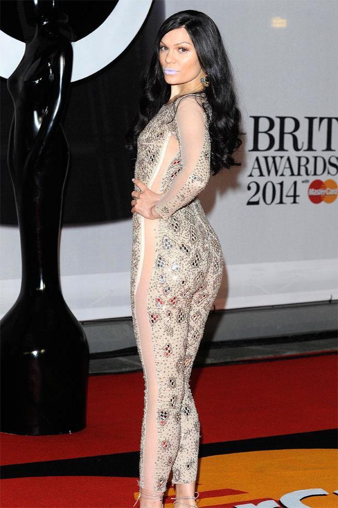 Jessie J Admits Fashion Faux Pas