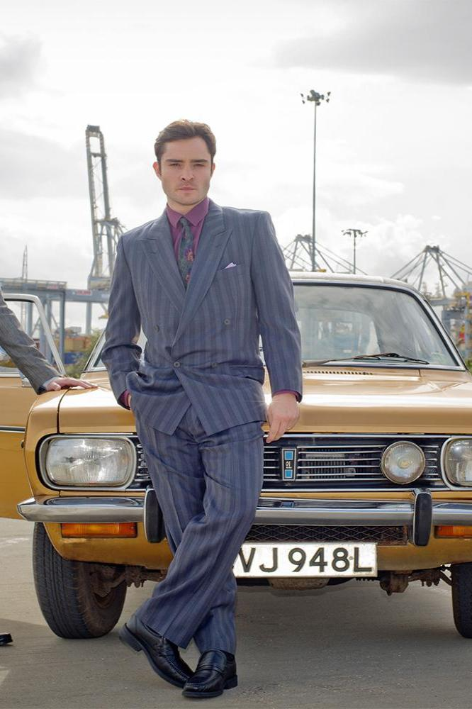 Joe Thomas, Ed Westwick and James Buckley in White Gold